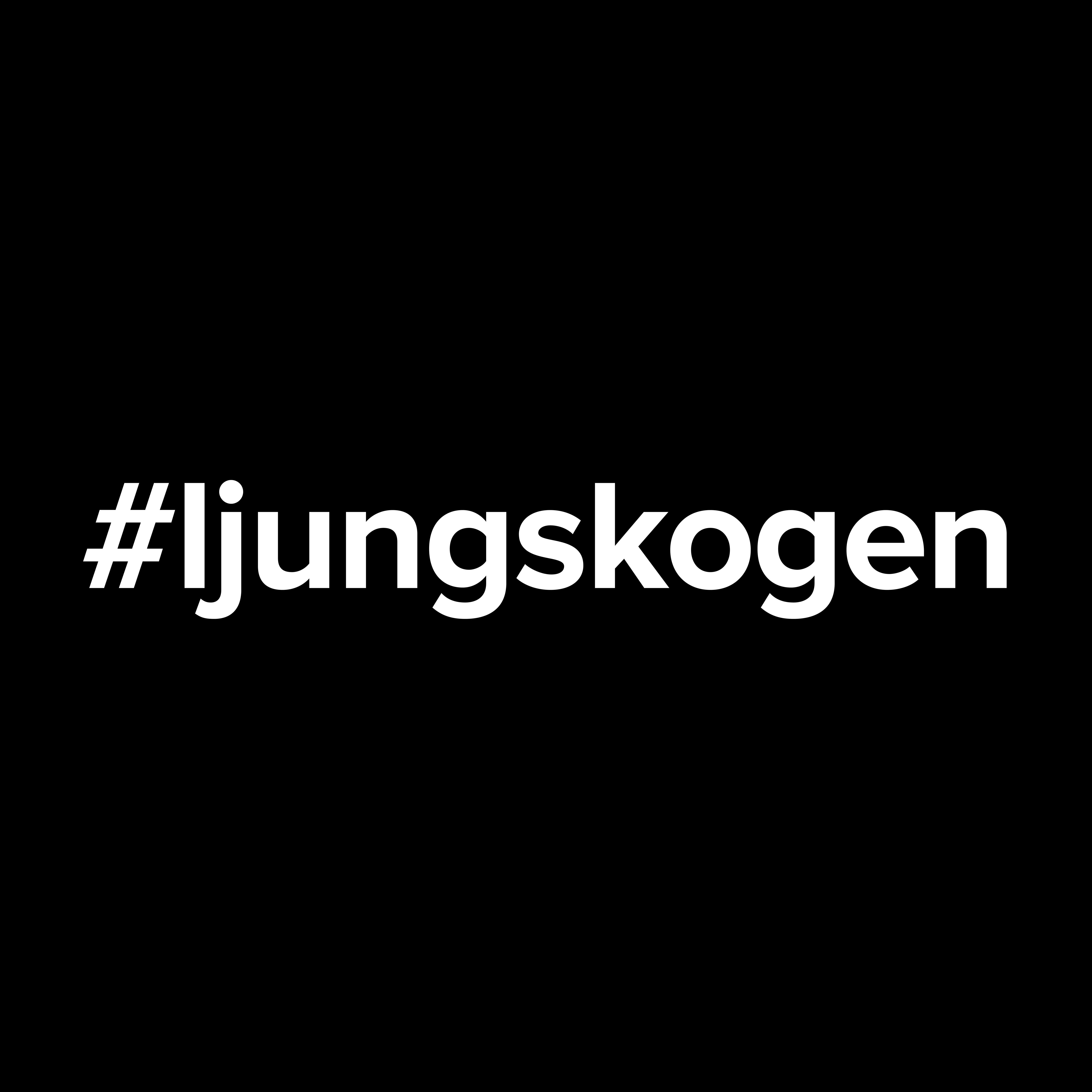 Logo #ljungskogen - Ljungskogen - @ljungskogen
